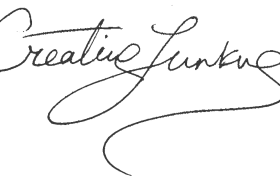 CREATIVE JUNKIE SIGNATURE